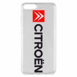 Чохол для Xiaomi Mi Note 3 Citroën Logo