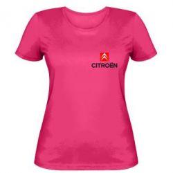 Женская футболка Citro - FatLine