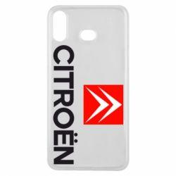 Чехол для Samsung A6s Citroën Small