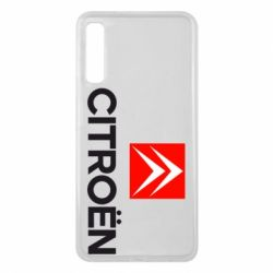 Чехол для Samsung A7 2018 Citroën Small