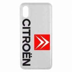 Чехол для Xiaomi Mi8 Pro Citroën Small