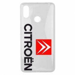 Чехол для Xiaomi Mi Max 3 Citroën Small