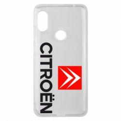 Чохол для Xiaomi Redmi Note Pro 6 Citroë\