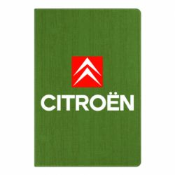 Блокнот А5 Citroën Small