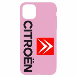 Чехол для iPhone 11 Pro Citroën Small