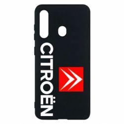 Чехол для Samsung M40 Citroën Small