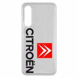 Чехол для Xiaomi Mi9 SE Citroën Small