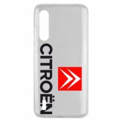 Чехол для Xiaomi Mi9 Lite Citroën Small