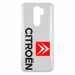 Чохол для Xiaomi Redmi Note 8 Pro Citroë\