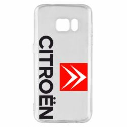 Чехол для Samsung S7 Citroën Small