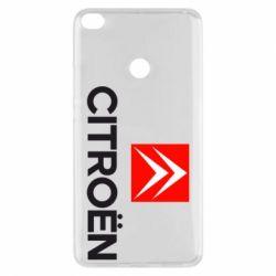 Чехол для Xiaomi Mi Max 2 Citroën Small