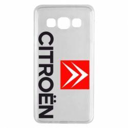 Чехол для Samsung A3 2015 CITROEN 2