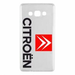 Чехол для Samsung A7 2015 CITROEN 2