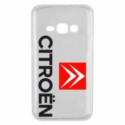 Чехол для Samsung J1 2016 CITROEN 2