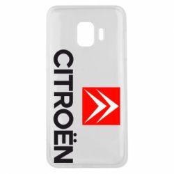 Чехол для Samsung J2 Core CITROEN 2