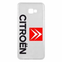 Чехол для Samsung J4 Plus 2018 CITROEN 2