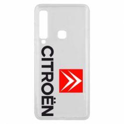 Чехол для Samsung A9 2018 CITROEN 2