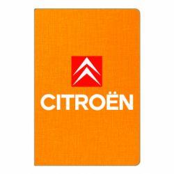 Блокнот А5 CITROEN 2