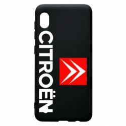 Чехол для Samsung A10 CITROEN 2