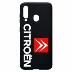 Чехол для Samsung A60 CITROEN 2
