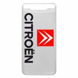 Чехол для Samsung A80 CITROEN 2