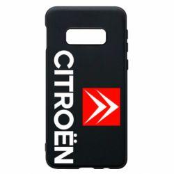 Чехол для Samsung S10e CITROEN 2