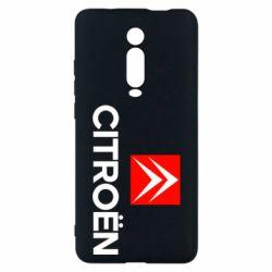 Чехол для Xiaomi Mi9T CITROEN 2
