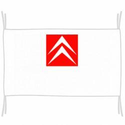 Флаг CITROEN 2