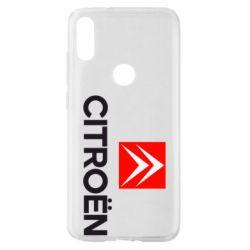 Чехол для Xiaomi Mi Play CITROEN 2