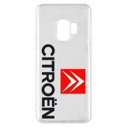 Чехол для Samsung S9 CITROEN 2