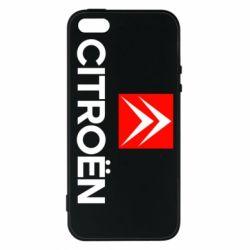 Чехол для iPhone5/5S/SE CITROEN 2