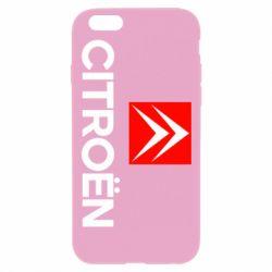 Чехол для iPhone 6 Plus/6S Plus CITROEN 2