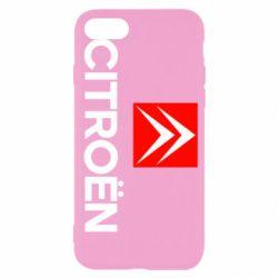 Чехол для iPhone 7 CITROEN 2