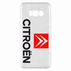 Чехол для Samsung S8 CITROEN 2
