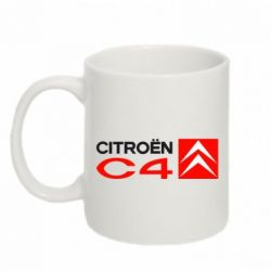 Кружка 320ml Citroen C4 Small