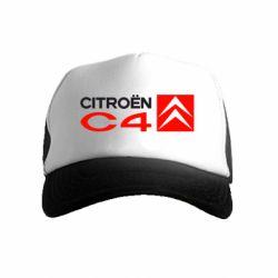 Дитяча кепка-тракер CITROEN C4