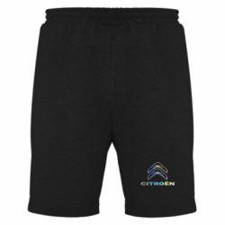 Мужские шорты Citroen Голограмма