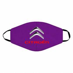 Маска для лица Citroen лого