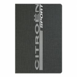 Блокнот А5 Citroen Спорт