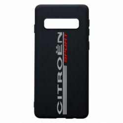 Чохол для Samsung S10 Citroen Спорт