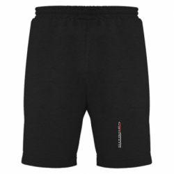 Мужские шорты Citroen Спорт - FatLine