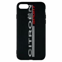 Чохол для iPhone 8 Citroen Спорт