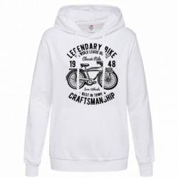 Толстовка жіноча Classic Bicycle