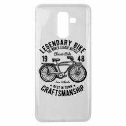 Чохол для Samsung J8 2018 Classic Bicycle