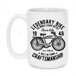 Кружка 420ml Classic Bicycle