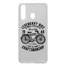 Чохол для Samsung A60 Classic Bicycle