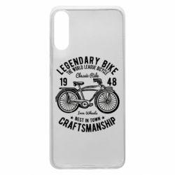 Чохол для Samsung A70 Classic Bicycle