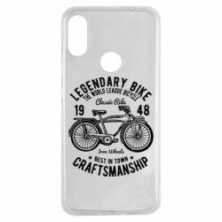 Чохол для Xiaomi Redmi Note 7 Classic Bicycle