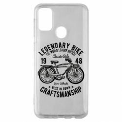 Чохол для Samsung M30s Classic Bicycle