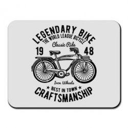 Килимок для миші Classic Bicycle